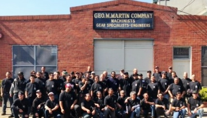 Machinist Day at George Martin Company: Emeryville, CA